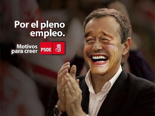 paro,Pleno empleo,política,psoe,Yao ming,Zapatero