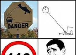 Enlace a ¿Qué piensan de las señales de tráfico?