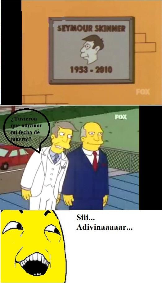Otros - Sí, Skinner...
