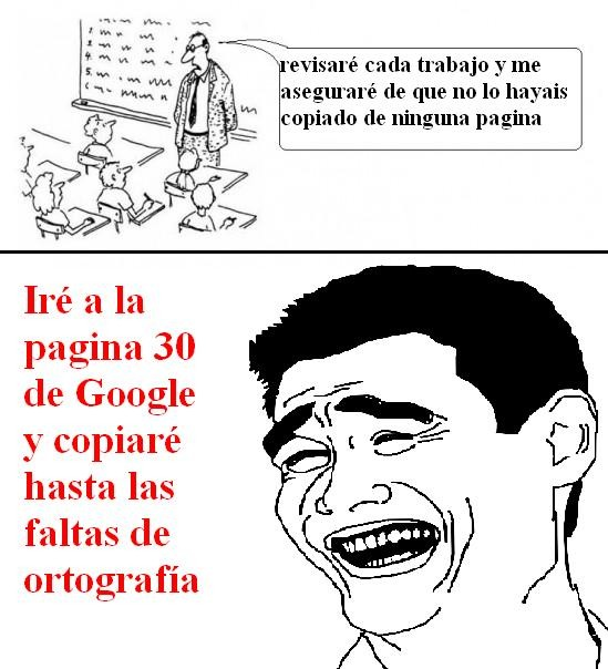 copiar,faltas,google,trabajo,yao ming