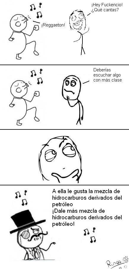 Feel_like_a_sir - Reggaeton con clase