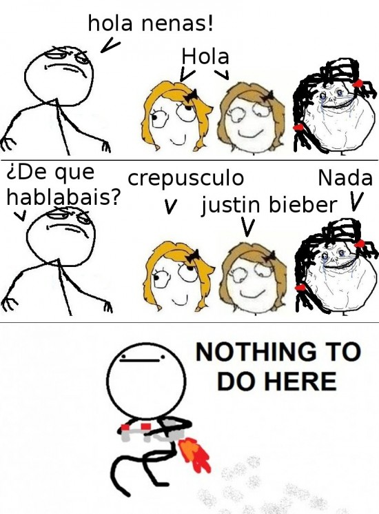 Nothing_to_do_here - Prefiero hablar con la pared