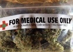 Enlace a Marihuana medicinal