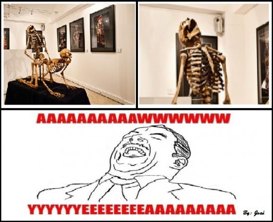 Aww_yea - Hasta en los fósiles