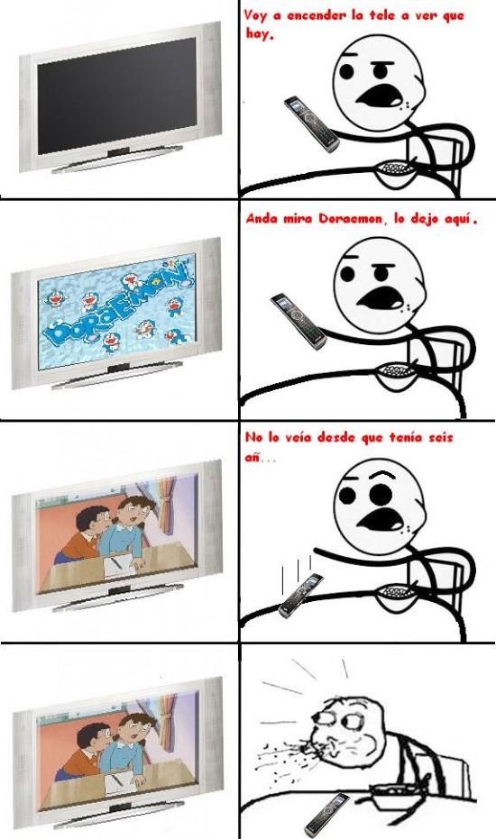 Cereal_guy - ¡¿Pero qué está haciendo Nobita?!