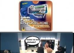 Enlace a Gillette Fusion Proglide