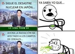 Enlace a Cereales radioactivos