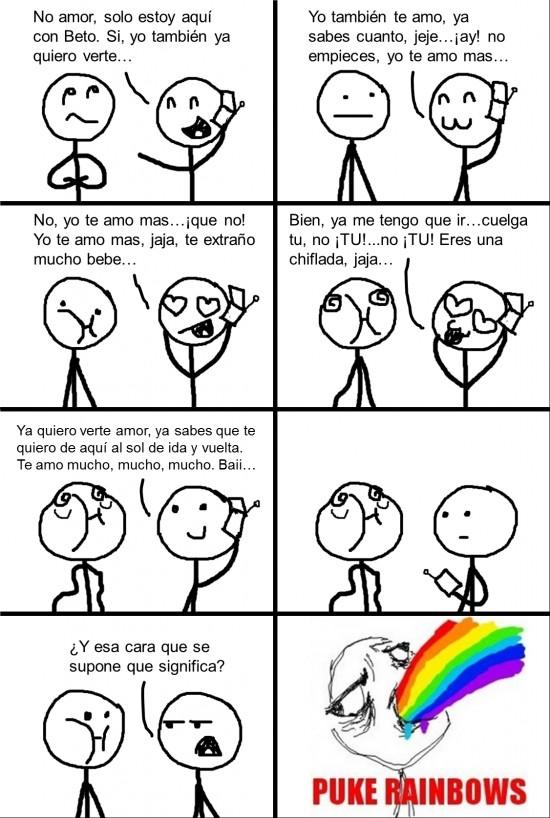 Puke_rainbows - Cursilerías