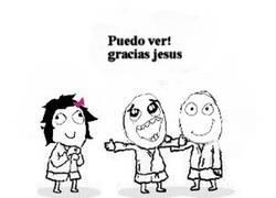 Enlace a El milagro de Jesús