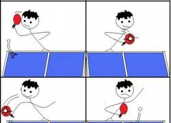 Enlace a Ping-pong alone