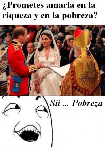 boda,britanica,pobre,pobreza,real,si quiero,sii