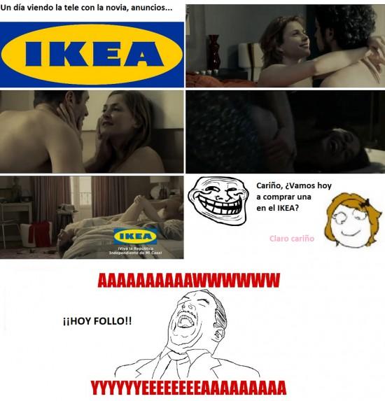 Aww_yea - Anuncio de IKEA