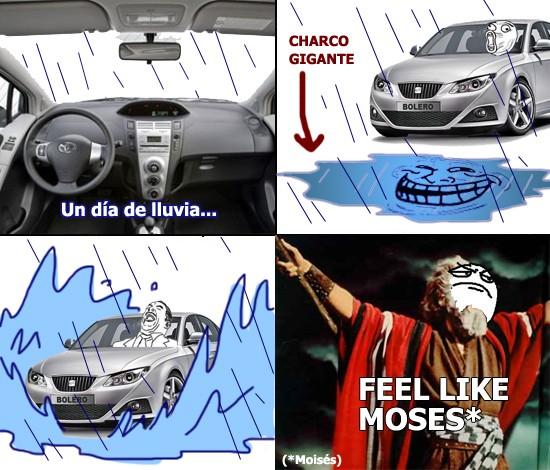 Otros - Feel like Moisés