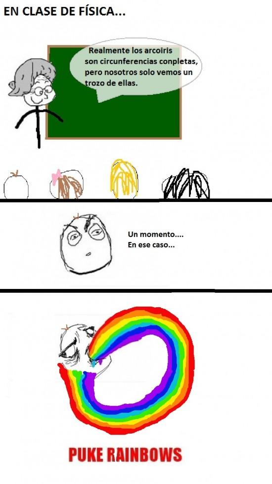 Puke_rainbows - Los verdaderos rainbows