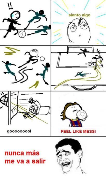 Feel like,gol,jugada,Messi,Yao Ming