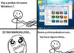 Enlace a Paint con el Windows 7