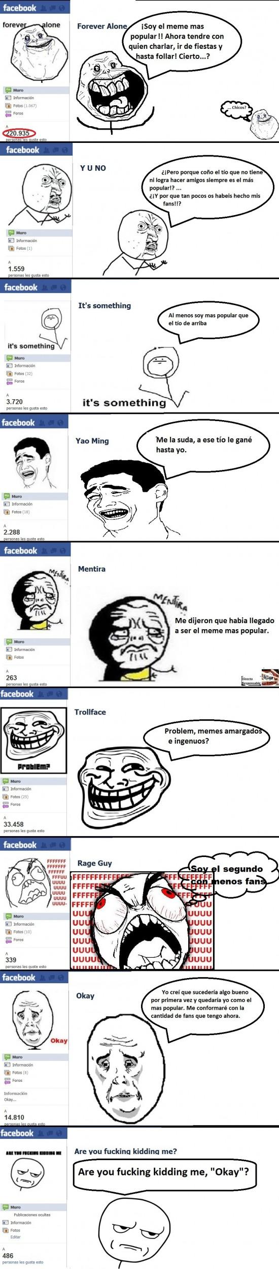 Mix - Memes en el facebook