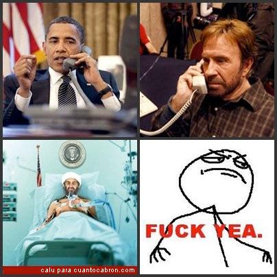 Fuck_yea - La muerte de Osama, la realidad