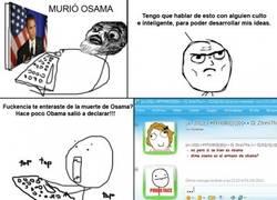 Enlace a Osama/Obama Facepalm