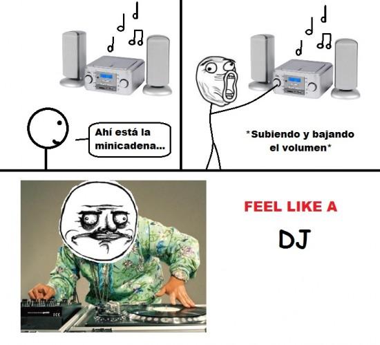 Me_gusta - Feel like a DJ