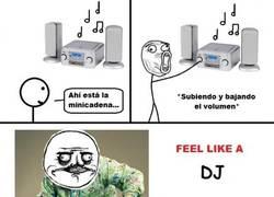 Enlace a Feel like a DJ