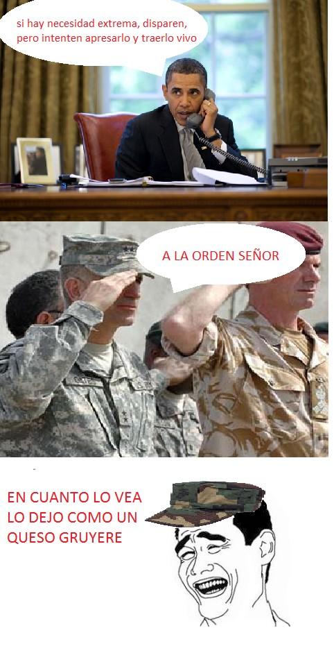 Yao - Capturen a Bin Laden