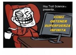 Enlace a Vuelve la Trollscience