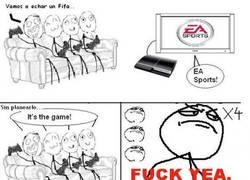 Enlace a EA Sports, la coletilla que todos sabemos de memoria