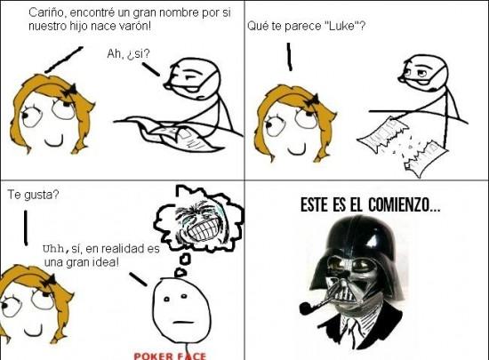 Otros - Luke... yo soy tu padre