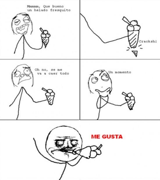 Me_gusta - Cucurucho
