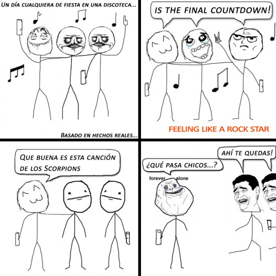 Forever_alone - It's the final countdown! (8)