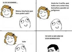 Enlace a Madre inocente