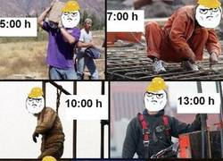 Enlace a El valor del duro trabajo