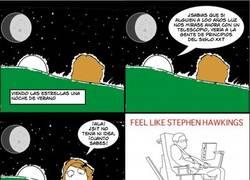 Enlace a Stephen Hawking