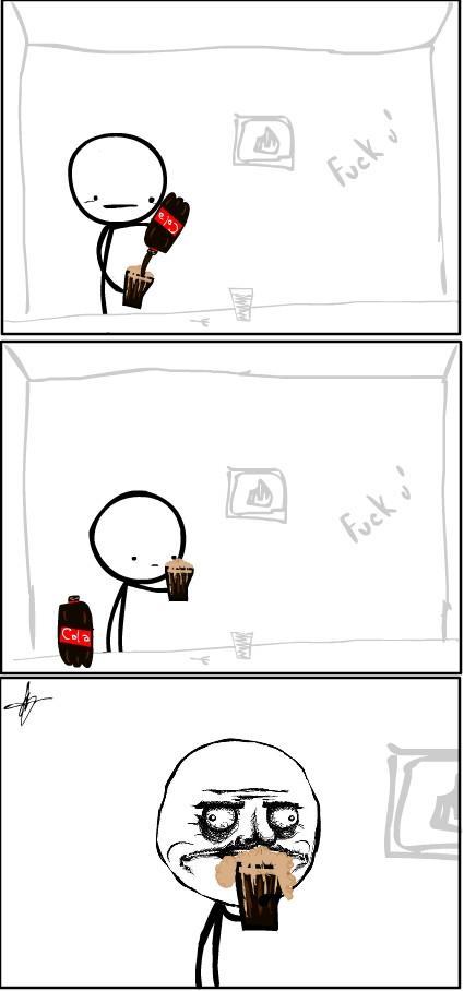 Me_gusta - Espuma de Coca-Cola