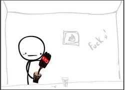 Enlace a Espuma de Coca-Cola