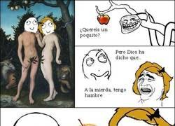 Enlace a Adán y Eva