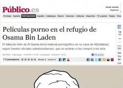 Enlace a Las pelis de Bin Laden