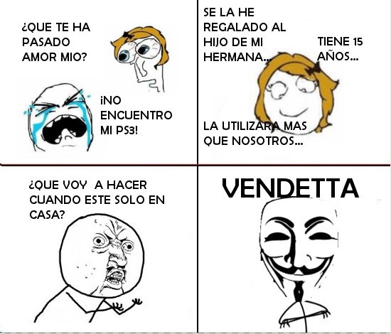 Otros - Vendetta