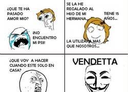 Enlace a Vendetta