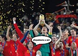 Enlace a Esta vez no Ramos,que es de oro