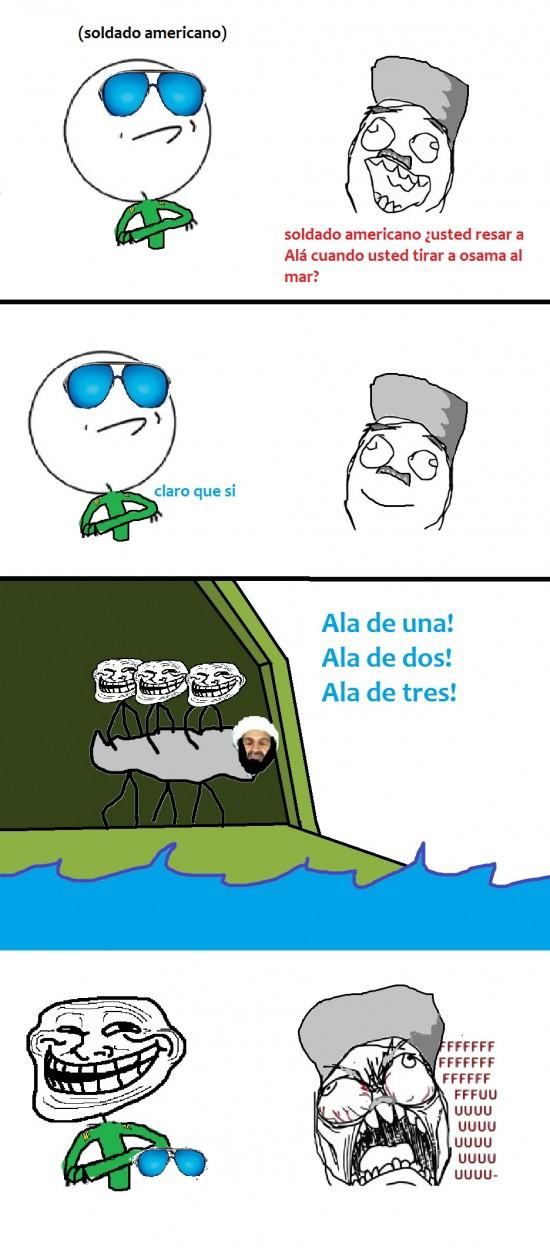 alá,mar,musulmán,osama,soldado,tirar
