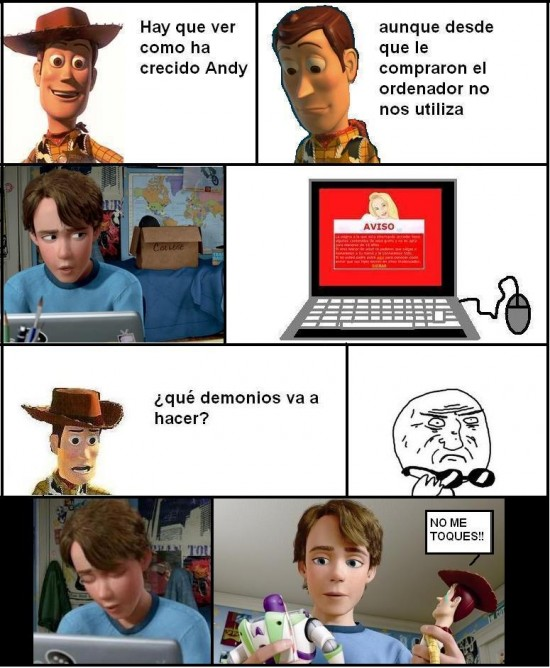 Mother_of_god - Lo que no viste de Toy Story