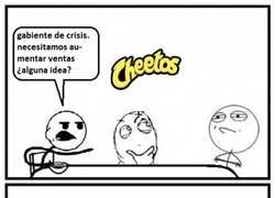 Enlace a Cheetos