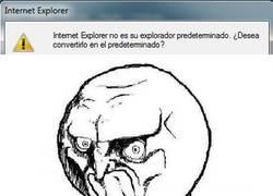 Enlace a Explorer no!