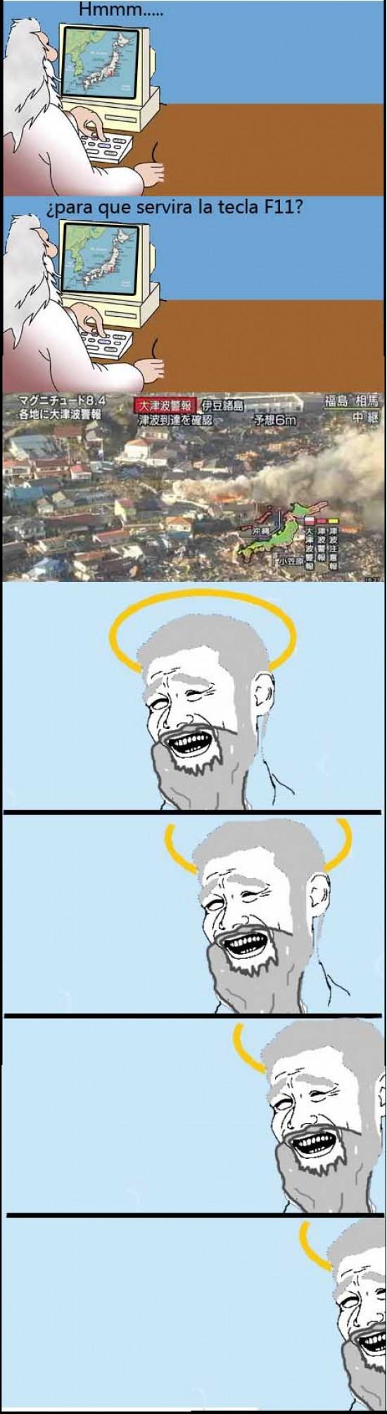 Yao - Terremoto