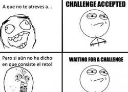 Enlace a Challenge Spam