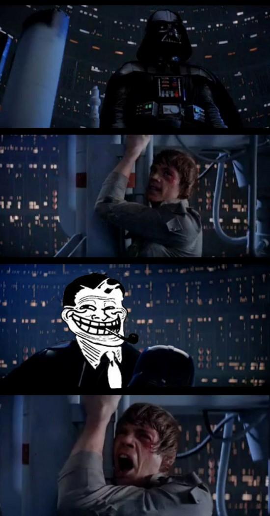 Trolldad - Yo soy tu padre