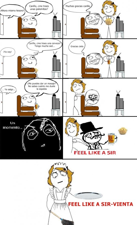 Feel_like_a_sir - Feel like a sir...
