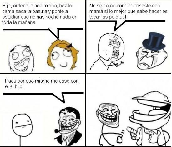Trolldad - Madres